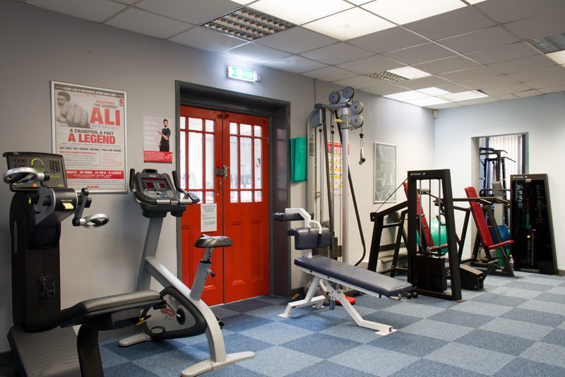The Lenton Centre Gym